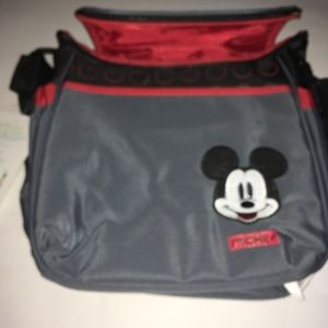 INSULATED BABY BOTTLE TOTE MICKEY MOUSE